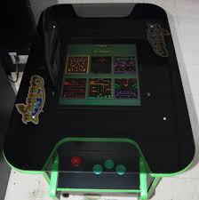 Galaga Arcade Cabinet Kit by Ecamusements Com Cocktail Table Multicade Arcade Machines