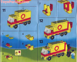 LEGO 6693 Refuse Collection Truck Set Parts Inventory And ... Amazoncom Lego Juniors Garbage Truck 10680 Toys Games Wilko Blox Dump Medium Set Toy Story Soldiers Jeep Itructions 30071 Rees Building 271 Pieces Used Good Shape 1800868533 For City 60118 Youtube Ming Semi Lego M_longers Creations Man Tgs 8x4 With Trailer Truck At Brickitructionscom Police Best Resource 6447