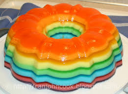 Halloween Jello Molds by Layered Jello Mold Can John Cook