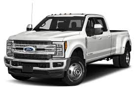 2018 Ford F-350 King Ranch 4x4 SD Crew Cab 8 Ft. Box 176 In. WB DRW ...