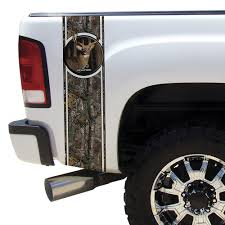 100 Realtree Truck Whitetail Bed Band Xtra Camo Camouflage Decals