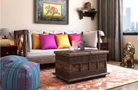 Traditional Indian Modern Living Room Discern Blog