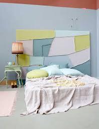tete de lit a faire soi mme tête de lit pas cher idées diy côté maison