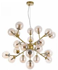 casa padrino living room pendant l gold ø 65 x h 40 cm hanging light with spherical lshades