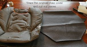 City Girl Country Life: High Chair Makeover