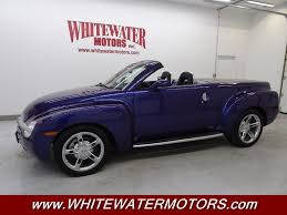100 Ssr Truck For Sale Used 2004 Chevrolet SSR At Whitewater Motors VIN