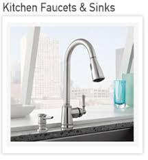 moen faucets at menards
