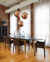 100 Urban Loft Interior Design Urban Loft Dining Room Contemporary With Exposed Brick