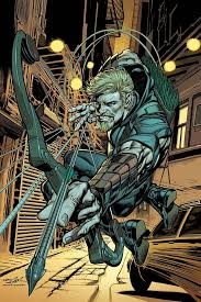 Oliver Queen Prime Earth