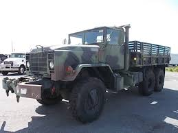 Military Trucks For Sale - Truck 'N Trailer Magazine