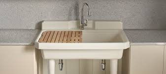 Home Depot Utility Sink Pump by Home Decor Tempting Slop Sink Combine With Utility Sinks Kitchen
