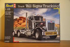 Revell Truck Bill Signs Trucking 1 25 Scale Kit No 07522 | EBay Revell Peterbilt 359 Cventional Tractor Semi Truck Plastic Model Free 2017 Ford F150 Raptor Models In Detroit Photo Image Gallery Revell 124 07452 Manschlingmann Hlf 20 Varus 4x4 Kit 125 07402 Kenworth W900 Wrecker Garbage Junior Hobbycraft 1977 Gmc Kit857220 Iveco Stralis Amazoncouk Toys Games Trailer Acdc Limited Edition Gift Set Truck Trailer Amazoncom 41 Chevy Pickup Scale 1980 Jeep Honcho Ice Patrol 7224 Ebay Aerodyne Carmodelkitcom