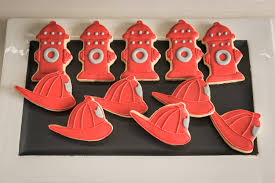 Little Big Company   The Blog: Fire Truck Themed Party By Something ... Summer Sweet Shoppe Birthday Cake And Firetruck Cookies Rescue Vehicles By Sweetcbakeshop On Etsy 4200 Black Police Car Apptayrhandbatterblogspotcomdoughfiretruck Fire Truck Hydrant Cookie Cutter Biscuit Cutters Cake Truck Cookies My Decorated Pinterest Trucks How I Decorated The Trucks Sarah Goer Quilts From Sugycharm Studio Shaped Wrapped Used As Part Of Fireman Fireman Treat Kookie Kreations Kim Lots
