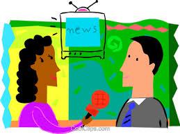 Clip Transparent Download News Reporter Clipart X Carwad Net