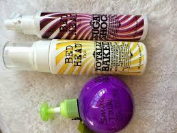 Bed Head Headrush by Bright Paradise Hair Product Reviews Tigi Bed Head Chi Paul