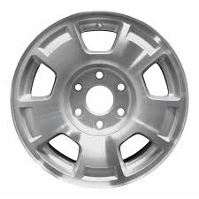 100 Oem Chevy Truck Wheels Chevrolet Silverado 1500 2011 17 OEM Wheel Rim