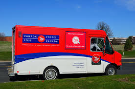 100 Ottawa Trucks Canada Post Trucks Backed Up As Strikes Move Throughout Quebec