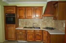 caisson cuisine chene meuble cuisine en bois massif relooking cuisine chene vannes