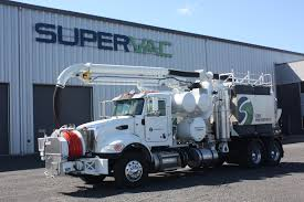 100 Sewer Truck Jetter And Combination Cleaner Supervac