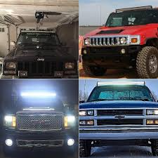 DOT Approved 40 42In Led Light Bar 240W Spot Flood Combo On Bumper ... Truck Lite Led Spot Light With Ingrated Mount 81711 Trucklite Work Light Bar 4x4 Offroad Atv Truck Quad Flood Lamp 8 36w 12x Work Lights Bar Flood Offroad Vehicle Car Lamp 24w Automotive Led Lens Fog For How To Install Your Own Driving Offroad 9 Inch 185w 6000k Hid 72w Nilight 2pcs 65 36w Off Road 5 72w Roof Rigid Industries D2 Pro Flush Mount 1513 180w 13500lm 60 Led Work Light Bar Off Road Jeep Suv Ute Mine 10w Roundsquare Spotflood Beam For Motorcycle
