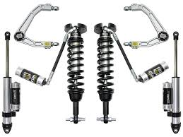 100 Shocks For Lifted Trucks ICON Revises Suspension Systems For GM 2019up 12ton Trucks