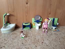 playmobil badezimmer einrichtung mit figuren und zubehör