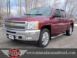 100 Truck 2013 Turners Missoula Car And Chevrolet Silverado 1500