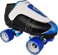 100 Roller Skate Trucks Vanilla Smurf Junior Jam With Gorilla Quad Speed