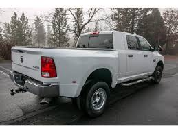 100 Used Truck Values Nada PreOwned 2011 Dodge Ram Pickup 3500 SLT 67L Dualie 4x4 Diesel