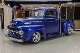 1951 Ford F1 | Classic Cars For Sale Michigan: Muscle & Old Cars ... 1952 Ford F1 Flathead V8 Shortbed Pickup Truck Like 1948 1949 1950 Old Forge Motorcars Inc Fullsize Bonusbuilt Editorial 481952 Archives Total Cost Involved Hot Rod Network Classic Cars For Sale Michigan Muscle Old 1951 F92 Kissimmee 2016 Car Studio Sale 2127381 Hemmings Motor News