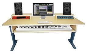 Maple Keyboard Studio Desk