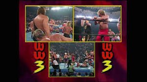 Halloween Havoc 1995 by Wcw World War Iii 1995 3 Ring Battle Royal Video Dailymotion