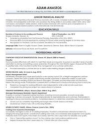 Graduate Resume By Sle For Fresh Best Professional
