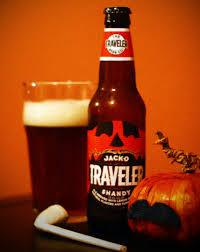 Jack O Traveler Pumpkin Shandy Calories by West Side Beer Distributing Pairing Horrifying Vintage Holiday