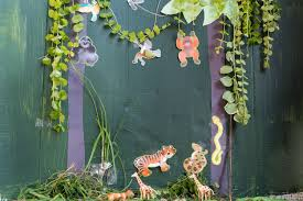 How To Make A Rain Forest For Science Project