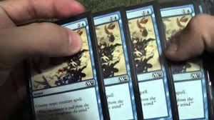 Mill Deck Mtg Standard 2014 by Magic The Gathering Blue Black Mill And Black White Deck