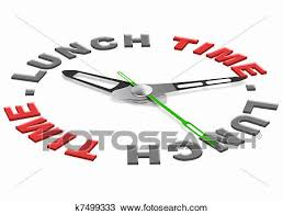 Drawing Of Lunch Time K7499333