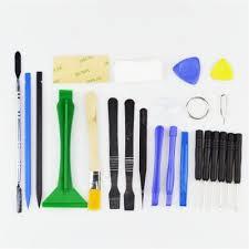 Universal 23 in 1 Repair Tool Kit for phone iPhone iPad Samsung