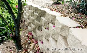 Retaining Wall On A Slope - Simple Practical Beautiful Brick Garden Wall Designs Short Retaing Ideas Landscape For Download Backyard Design Do You Need A Building Timber Howtos Diy Question About Relandscaping My Backyard Building Retaing Fire Pit On Hillside With Walls Above And Below 25 Trending Rock Wall Ideas Pinterest Natural Cheap Landscaping A Modular Block Rhapes Sloping Also Back Palm Trees Grow Easily In Out Sunny Tiered Projects Yard Landscaping Sloped