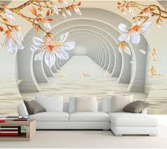 kaufen großhandel orchidee tapete aus china