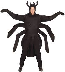 Scary Characters For Halloween by Scary Halloween Giant Spider Dog Costume Costume Craze