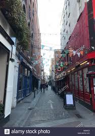 100 Dublin Street Street Ireland Bunting Stock Photo 311139363 Alamy