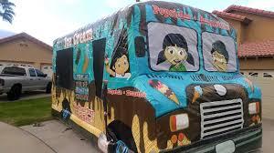 Ice Cream Truck Mural | Www.topsimages.com