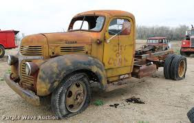 100 Pictures Of Dodge Trucks 1943 Truck Cab And Chassis Item DD4206 SOLD May 3