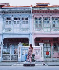 100 Terrace House In Singapore Pretty Peranakan S Living Like A Free Bird