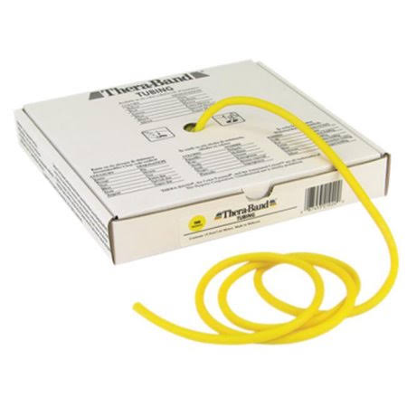 Theraband Exercise Tubing - Yellow, 25'