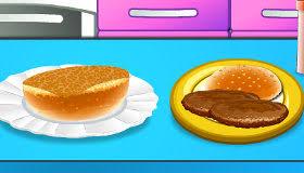 jeux de cuisine burger restaurant jeu serveuse de burger gratuit jeux 2 filles