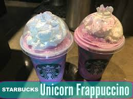 The Magical Starbucks Unicorn Frappuccino Have You Tried This Thing Yet
