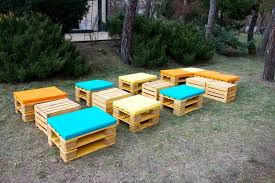 Plans For Pallet Patio Furniture by Outdoor Furniture From Pallet Wood Pallet Wood Projects
