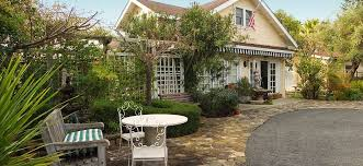 About the Napa Valley bed and breakfast Chelsea Garden Inn in